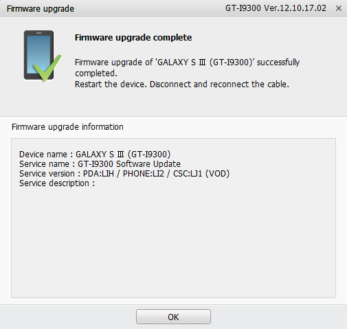 JellyBean for Galaxy S3 Updated